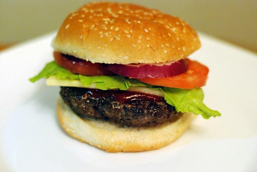 The BEST DANG Burger I have ever eaten.