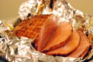 Brown Sugar & Mustard Glazed Ham | Deep South Dish