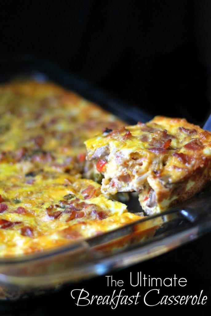 The Ultimate Breakfast Casserole | Aunt Bee's Recipes