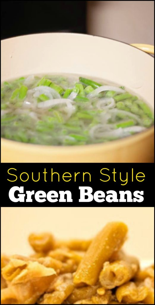 Southern Style Green Beans | Aunt Bee's Recipes