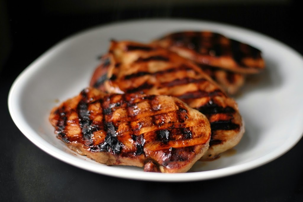 'Pantry Raid' Grilled Chicken