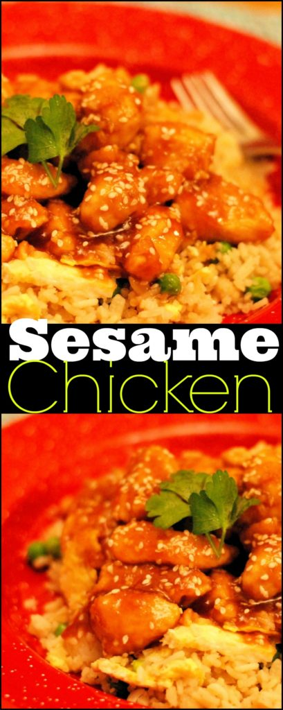 Sesame Chicken | Aunt Bee's Recipes