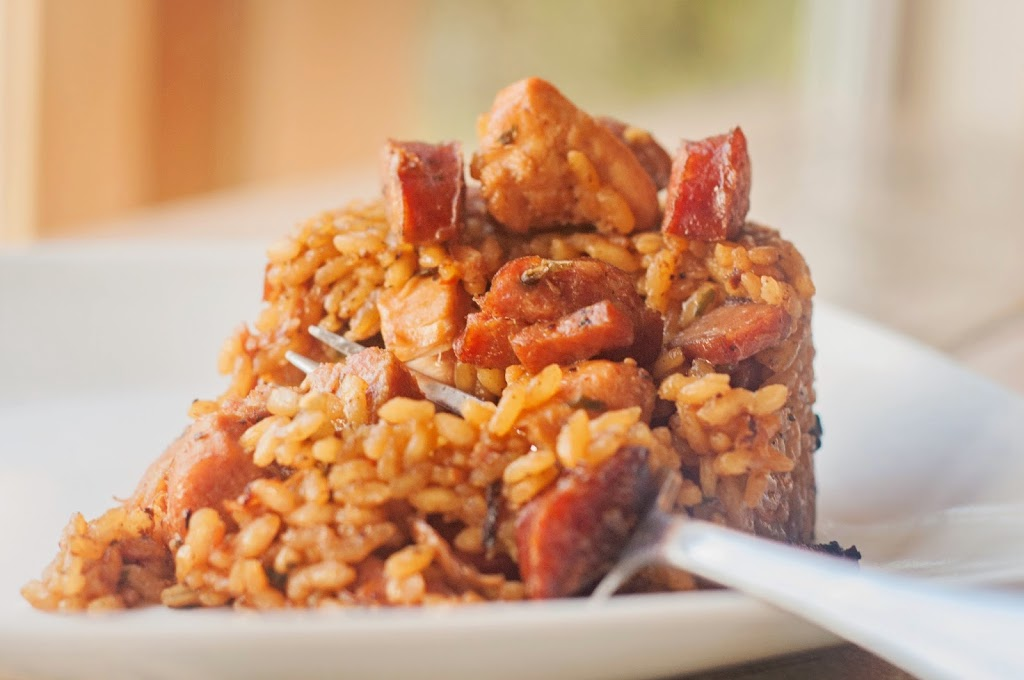 Cajun Jambalaya | Aunt Bee's Recipes