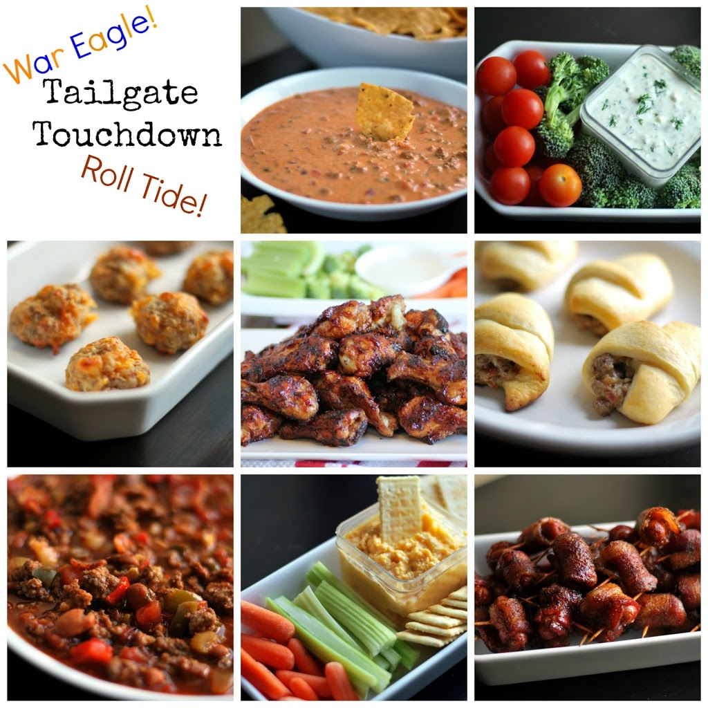 Tailgate Touchdown | Aunt Bee's Recipes