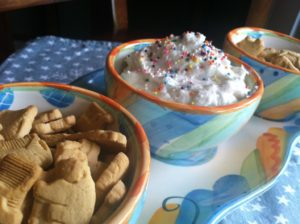 Skinny Funfetti Dip | My Life Well Loved