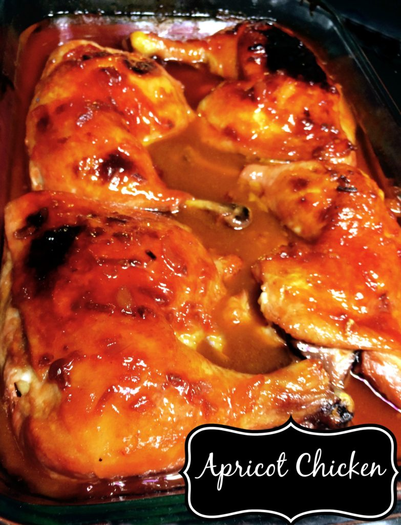 Apricot Chicken   Aunt Bee's Recipes