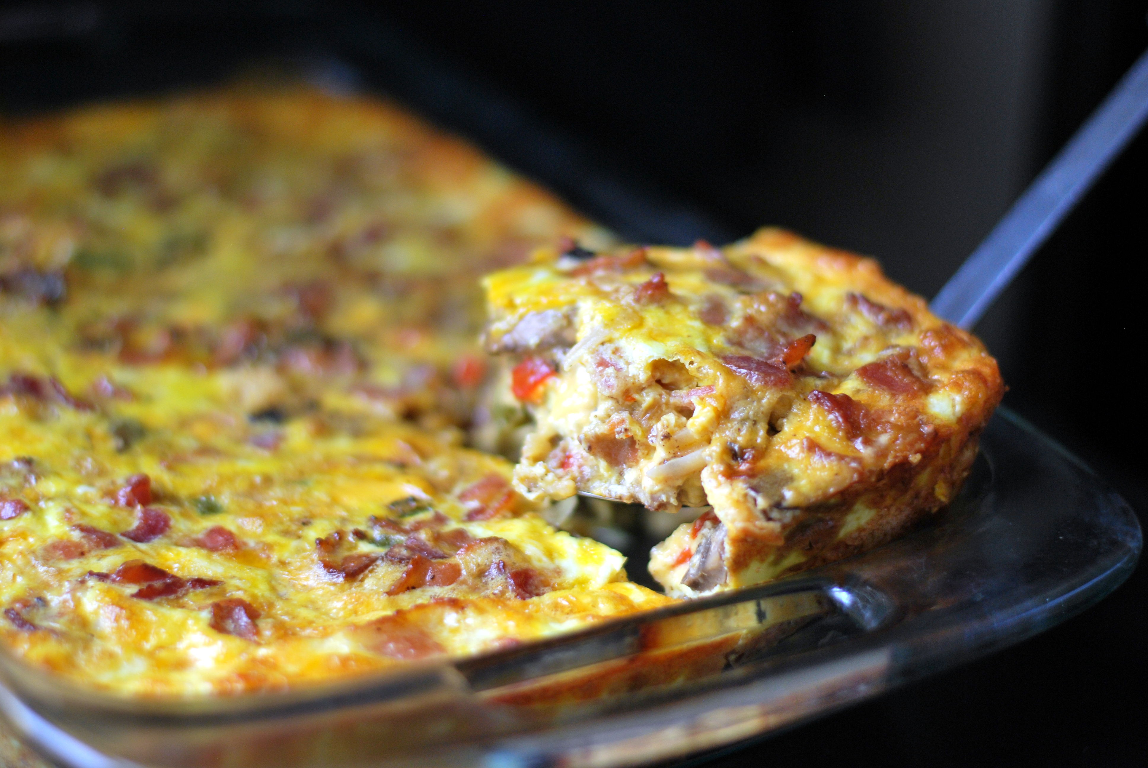 The Ultimate Breakfast Casserole