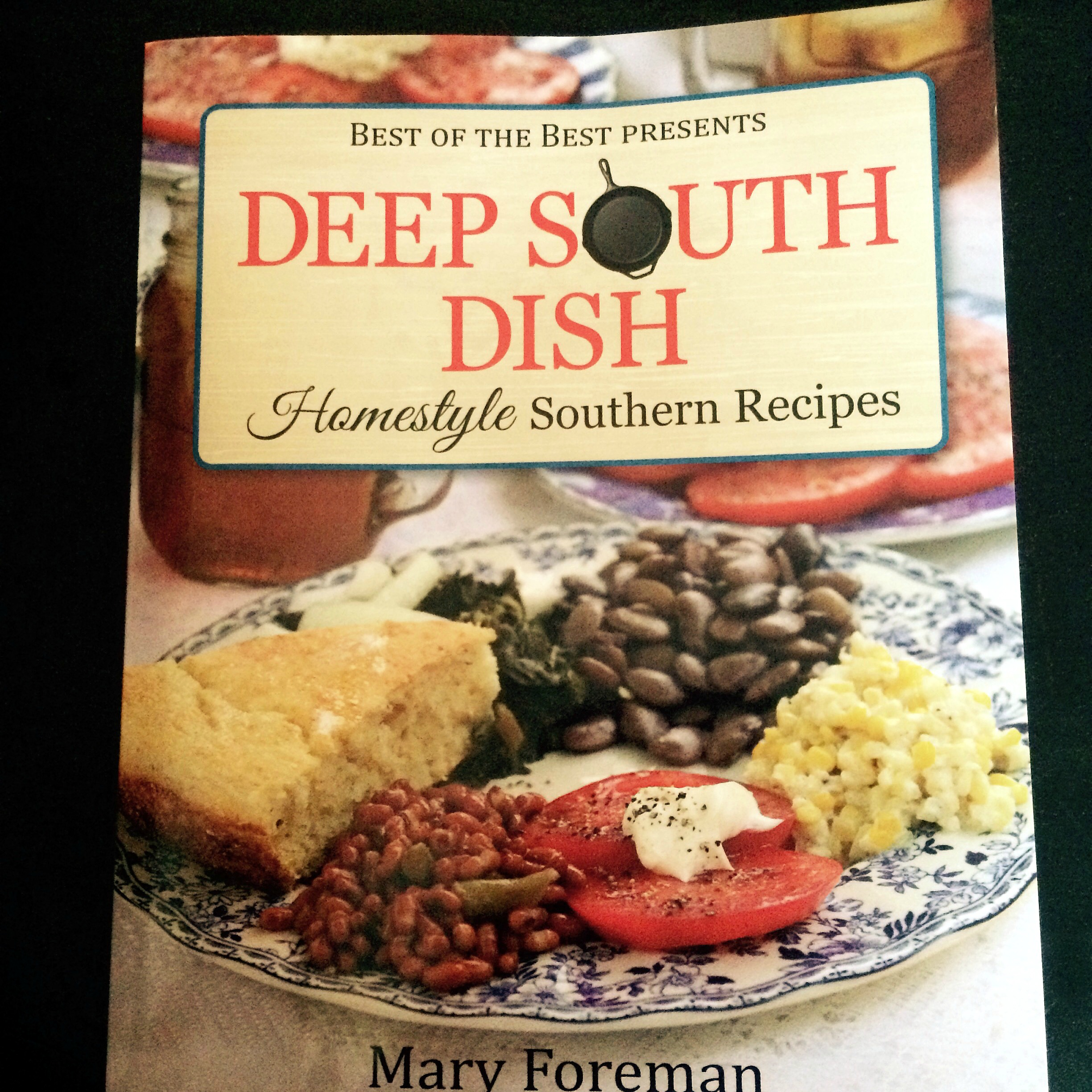 Deep South Dish Cookbook Review Aunt Bee S Recipes