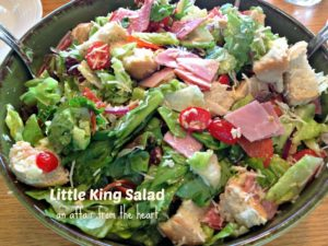 Little King Salad