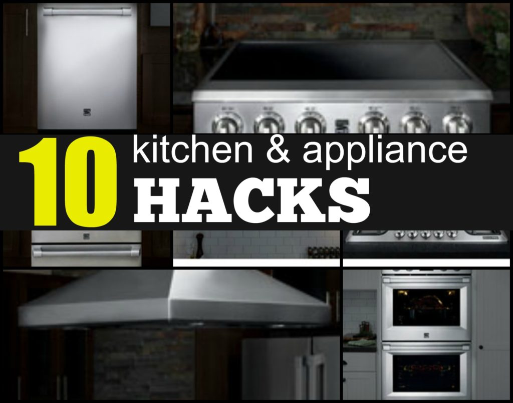 10 Kitchen and Appliance HACKS! | Aunt Bee's Recipes