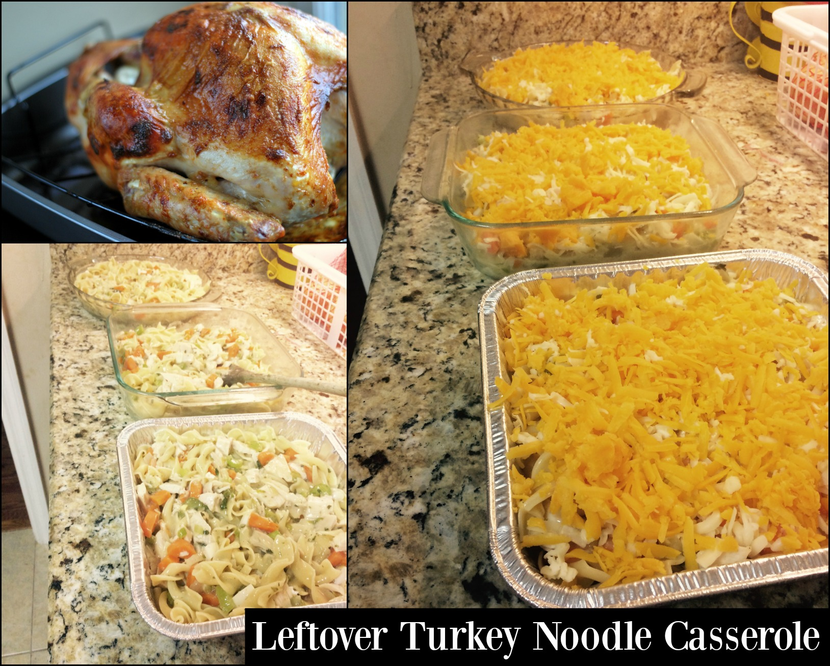 Leftover Turkey Noodle Casserole - Aunt Bee's Recipes