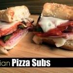 Italian Pizza Sub