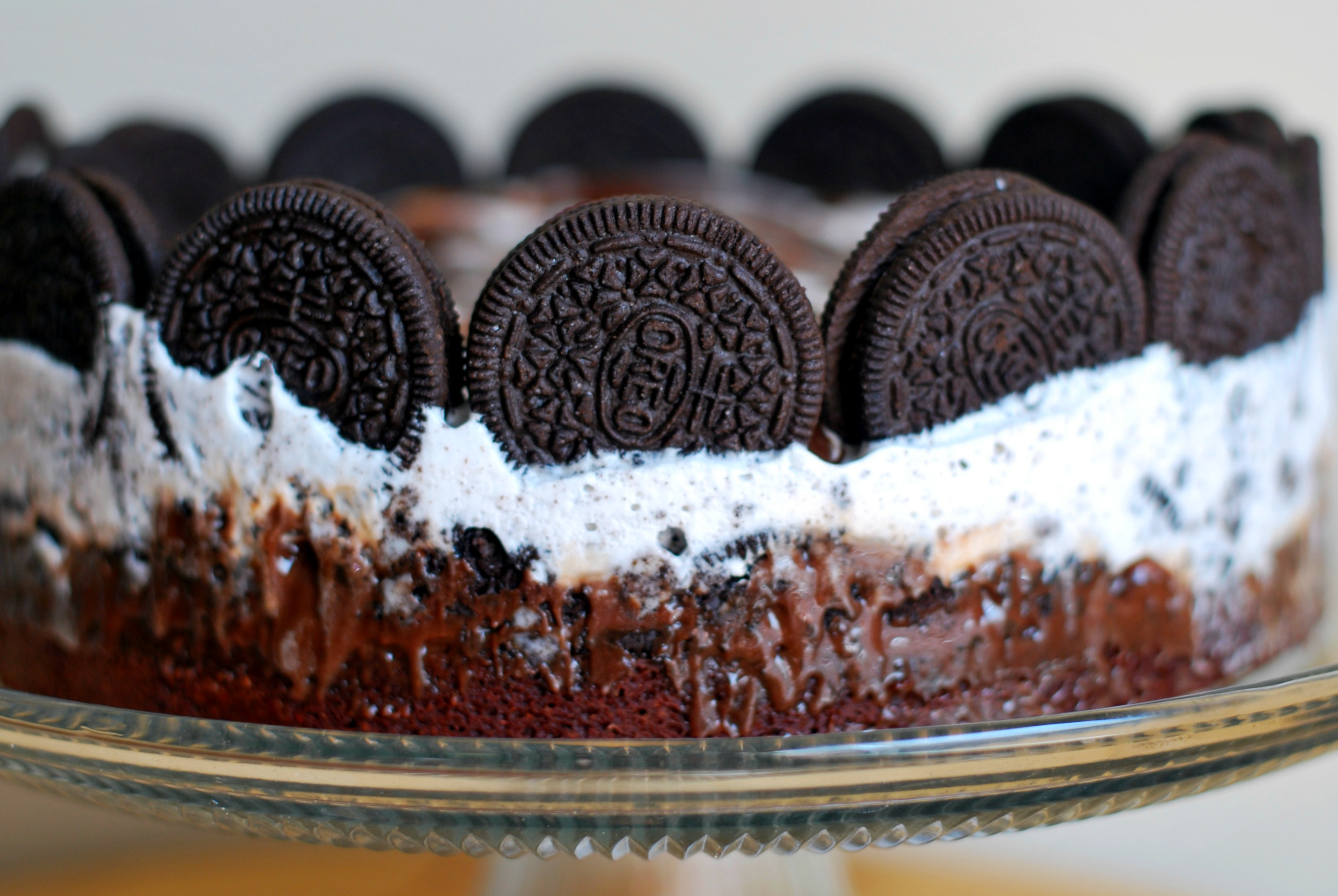 Cookies & Cream Ice Cream Cake