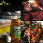Crock Pot Teriyaki Pork