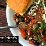 New Orlean's Chicken & Rice Skillet