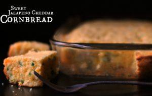 Sweet Jalapeno Cheddar Cornbread