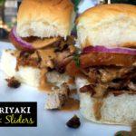 Teriyaki Pork Sliders