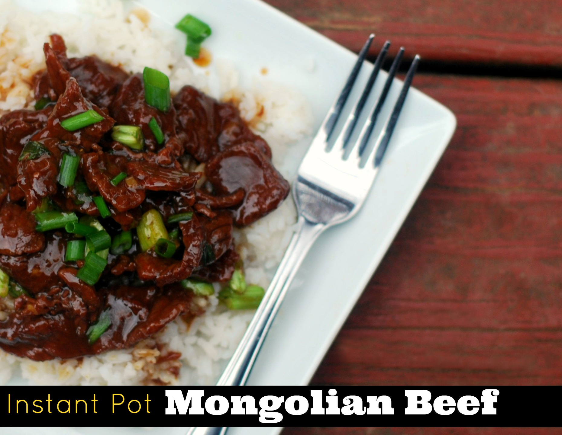 Instant pot mongolian beef aunt bees recipes forumfinder Images
