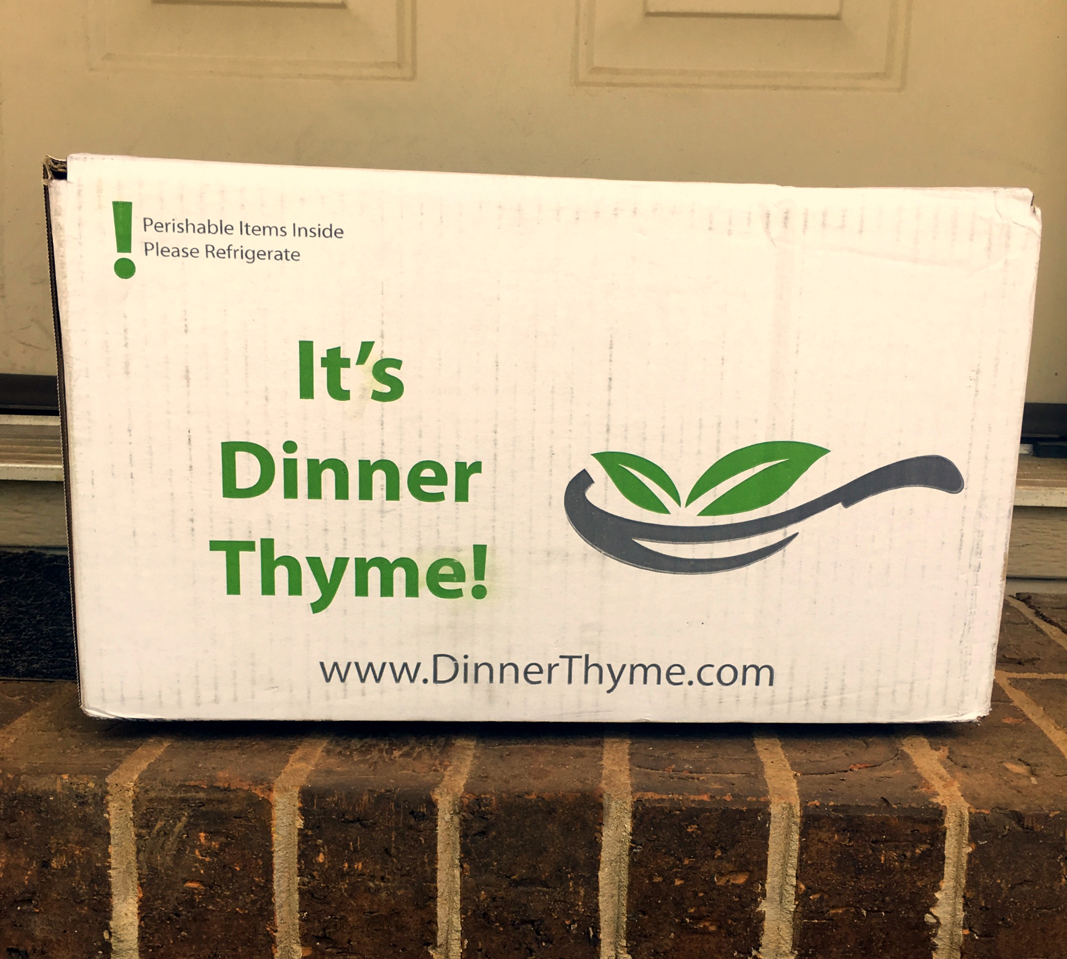 Dinner Thyme Meal Delivery