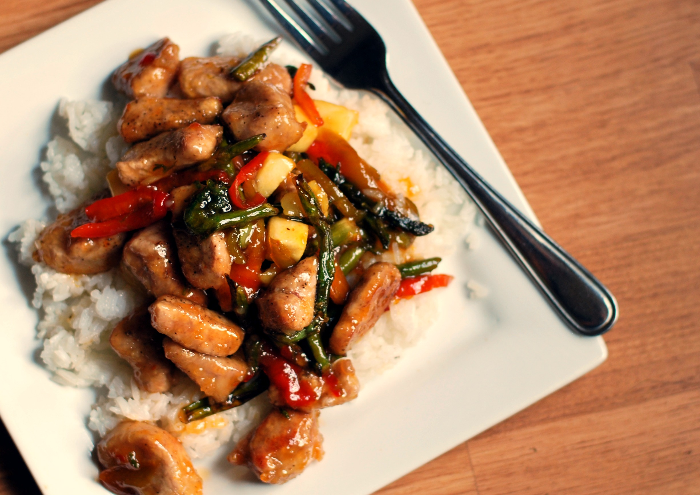 Dinner Thyme's Sweet n Sour Pork