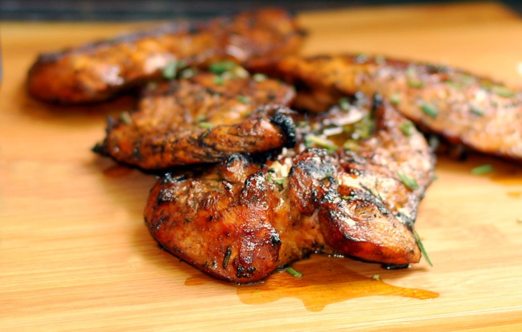 The Best EVER Grilled Chicken Marinade | Aunt Bee's Recipes