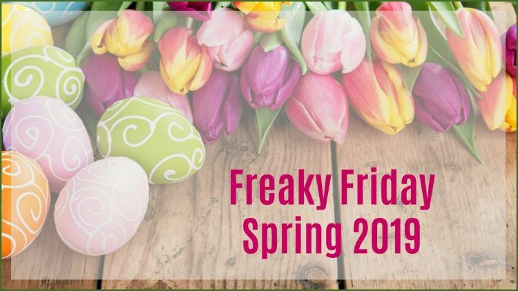 freaky friday spring 2019